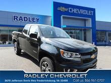 2020_Chevrolet_Colorado_Z71_ Northern VA DC