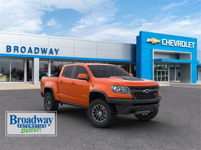 2020 Chevrolet Colorado ZR2 Green Bay WI