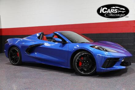 2020_Chevrolet_Corvette_1LT 2dr Convertible_ Chicago IL