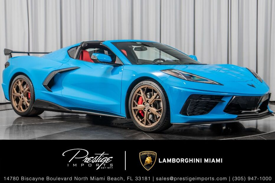 2020_Chevrolet_Corvette_1LT_ North Miami Beach FL