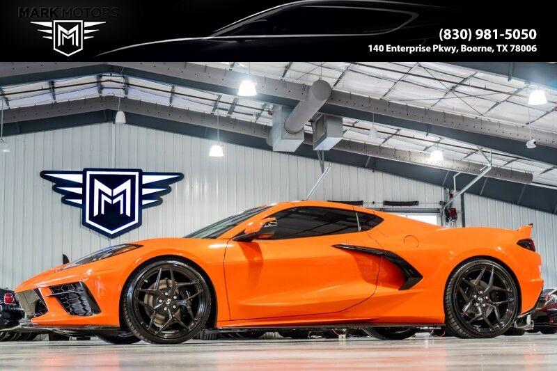 2020_Chevrolet_Corvette_2LT_ Boerne TX