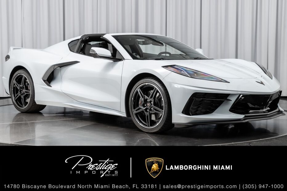 2020_Chevrolet_Corvette_2LT_ North Miami Beach FL