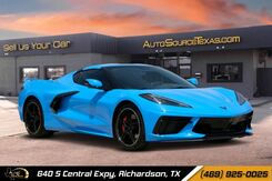 2020_Chevrolet_Corvette_2LT_ Richardson TX