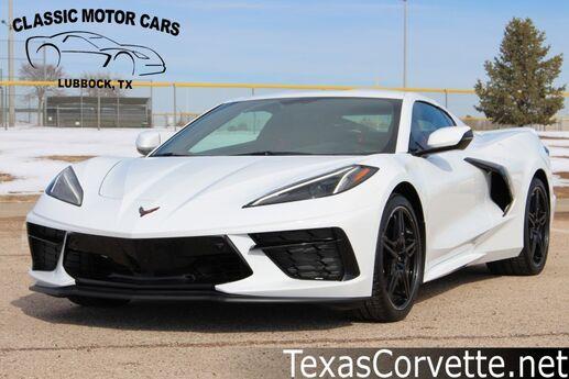 2020 Chevrolet Corvette 2LT W/ Z51 Lubbock TX