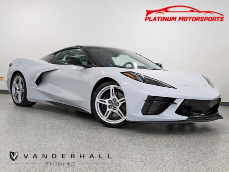 2020 Chevrolet Corvette 3LT Z51 1 Owner Magnetic Ride Front Lift GT2 Seats Whole Car Clear Bra Loaded Hickory Hills IL