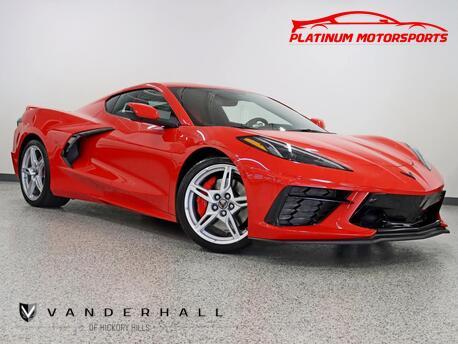 2020_Chevrolet_Corvette 3LT Z51_Magnetic Ride Front Lift GT2 Seats HUD Targa Loaded_ Hickory Hills IL