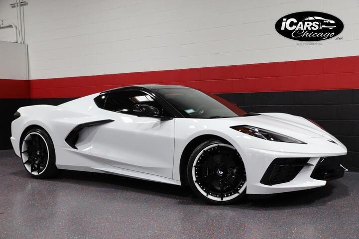 2020 Chevrolet Corvette Stingray 1LT 2dr Coupe Chicago IL