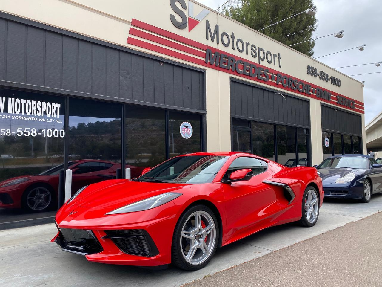 2020 Chevrolet Corvette Stingray 2LT San Diego CA