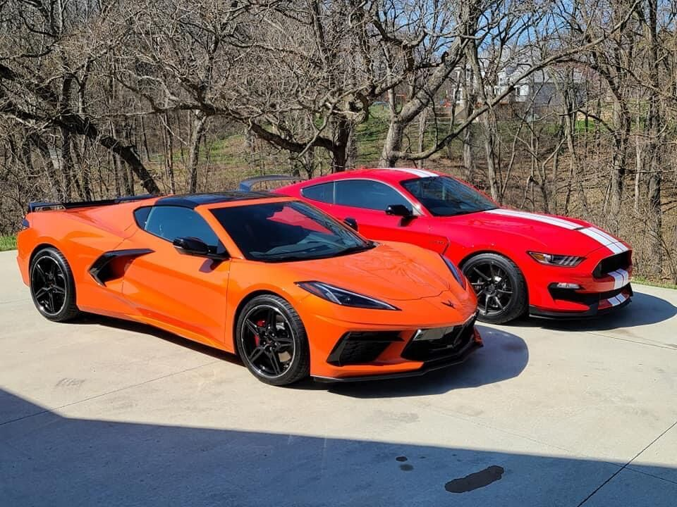 2020 Chevrolet Corvette Stingray 2dr Coupe w/2LT Eldridge IA