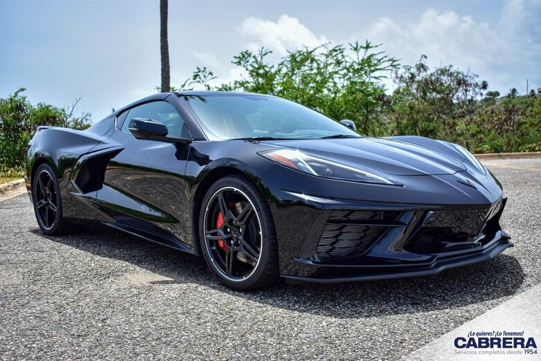 2020 Chevrolet Corvette Stingray Arecibo PR