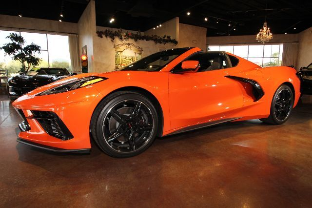 2020 Chevrolet Corvette Stingray Coupe 2LT Z51 C8 Scottsdale AZ