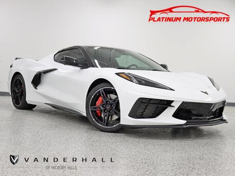 2020_Chevrolet_Corvette Z51 3LT_Wow Magnetic Ride Front Lift Carbon Interior Targa Optioned Out_ Hickory Hills IL