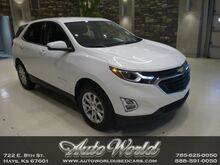 2020_Chevrolet_EQUINOX LT AWD__ Hays KS