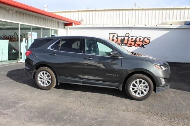 2020 Chevrolet Equinox AWD 4dr LT w/1LT Fort Scott KS