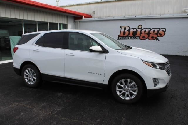 2020 Chevrolet Equinox FWD 4dr LT w/1LT Fort Scott KS