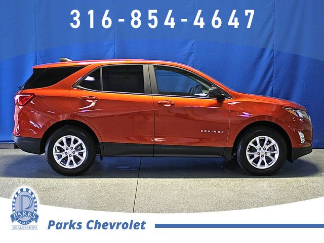 2020 Chevrolet Equinox LS Wichita KS