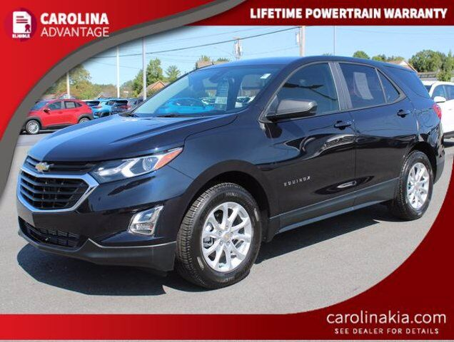 2020 Chevrolet Equinox LS High Point NC