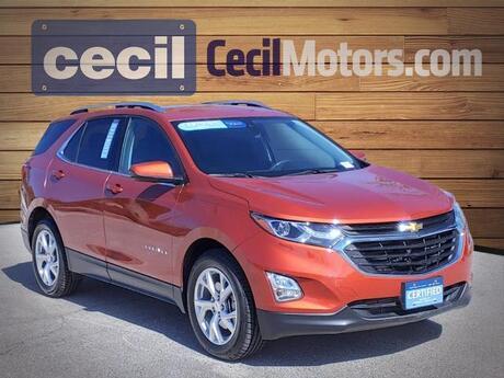 2020 Chevrolet Equinox LT  TX
