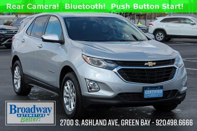 2020 Chevrolet Equinox LT 1LT Green Bay WI