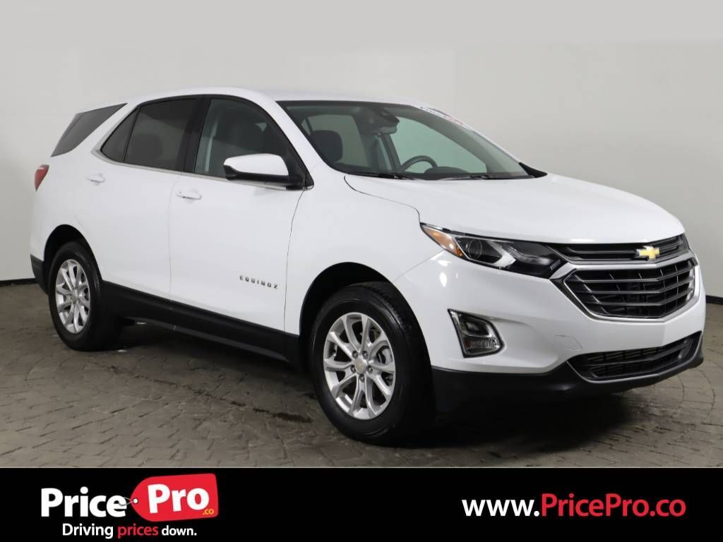 2020 Chevrolet Equinox LT AWD Maumee OH