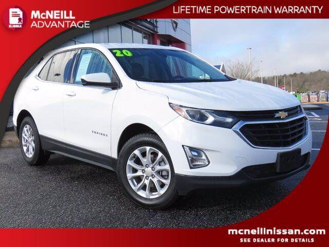 2020 Chevrolet Equinox LT Wilkesboro NC