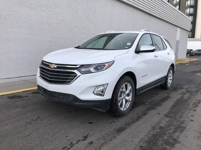 2020 Chevrolet Equinox Premier-1.5L TURBO-AWD-REM START-CAMERA Calgary AB