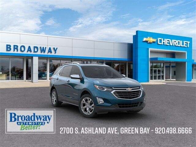 2020 Chevrolet Equinox Premier Green Bay WI