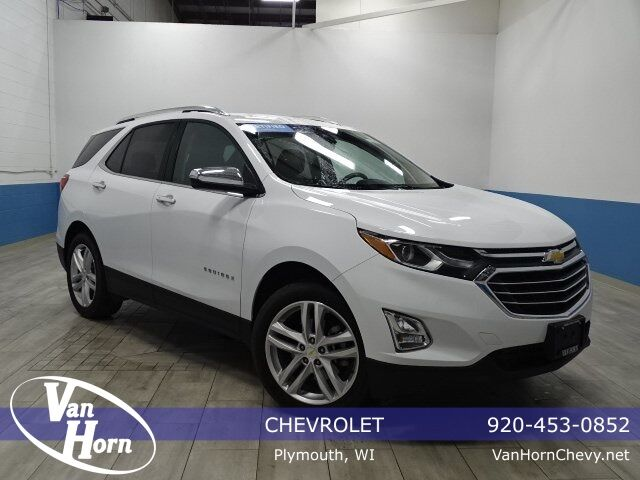 2020 Chevrolet Equinox Premier Plymouth WI