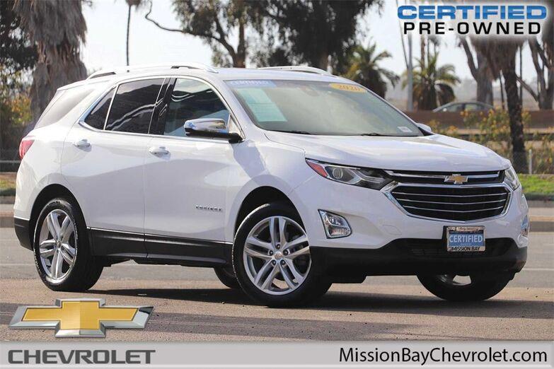 2020 Chevrolet Equinox Premier San Diego CA