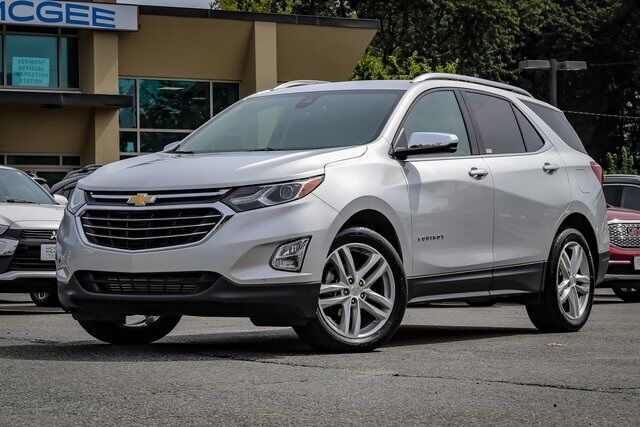 2020 Chevrolet Equinox Premier White River Junction VT