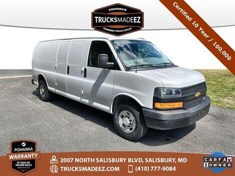 2020_Chevrolet_Express 2500_Work Van Cargo** Pohanka Certified 10 Year / 100,000  **_ Salisbury MD