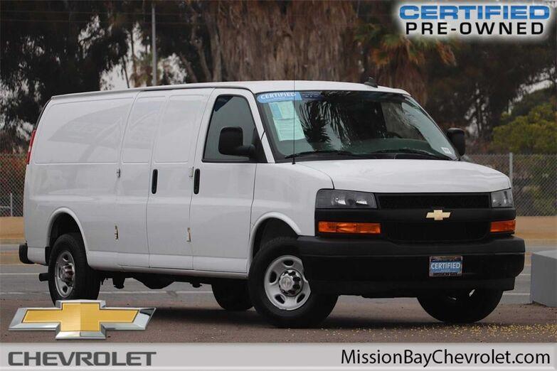 2020 Chevrolet Express 2500 Work Van Cargo San Diego CA