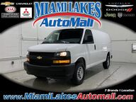 2020 Chevrolet Express 2500 Work Van Miami Lakes FL