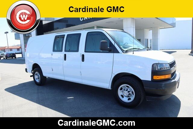 2020 Chevrolet Express 2500 Work Van Seaside CA