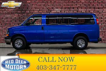 2020_Chevrolet_Express_3500 LT 12 Passenger Nav BCam_ Red Deer AB