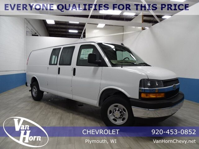 2020 Chevrolet Express 3500 Work Van Plymouth WI
