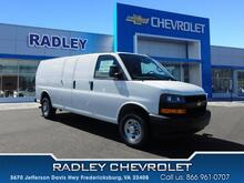 2020_Chevrolet_Express Cargo_2500_ Northern VA DC