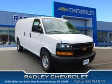 2020_Chevrolet_Express Cargo Van_2500_ Northern VA DC