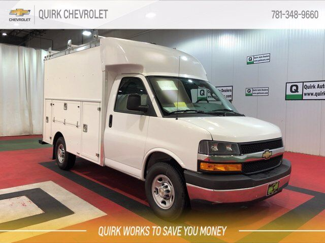 2020 Chevrolet Express Commercial Cutaway L Braintree MA