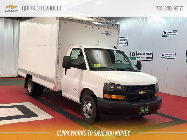 New Chevrolet Express Commercial Cutaway Quincy Ma