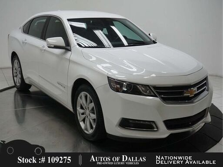 2020_Chevrolet_Impala_LT BACK-UP CAMERA,KEY-GO,18IN WHLS_ Plano TX