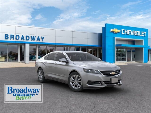 2020 Chevrolet Impala LT Green Bay WI