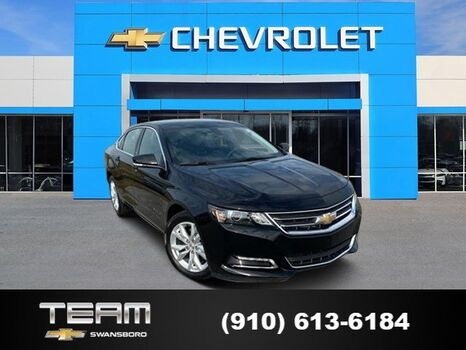 2020_Chevrolet_Impala_LT_ Salisbury NC
