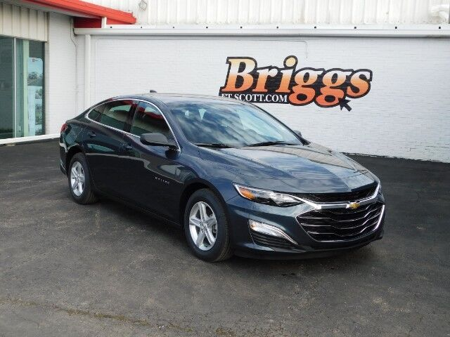 2020 Chevrolet Malibu 4dr Sdn LS w/1LS Fort Scott KS