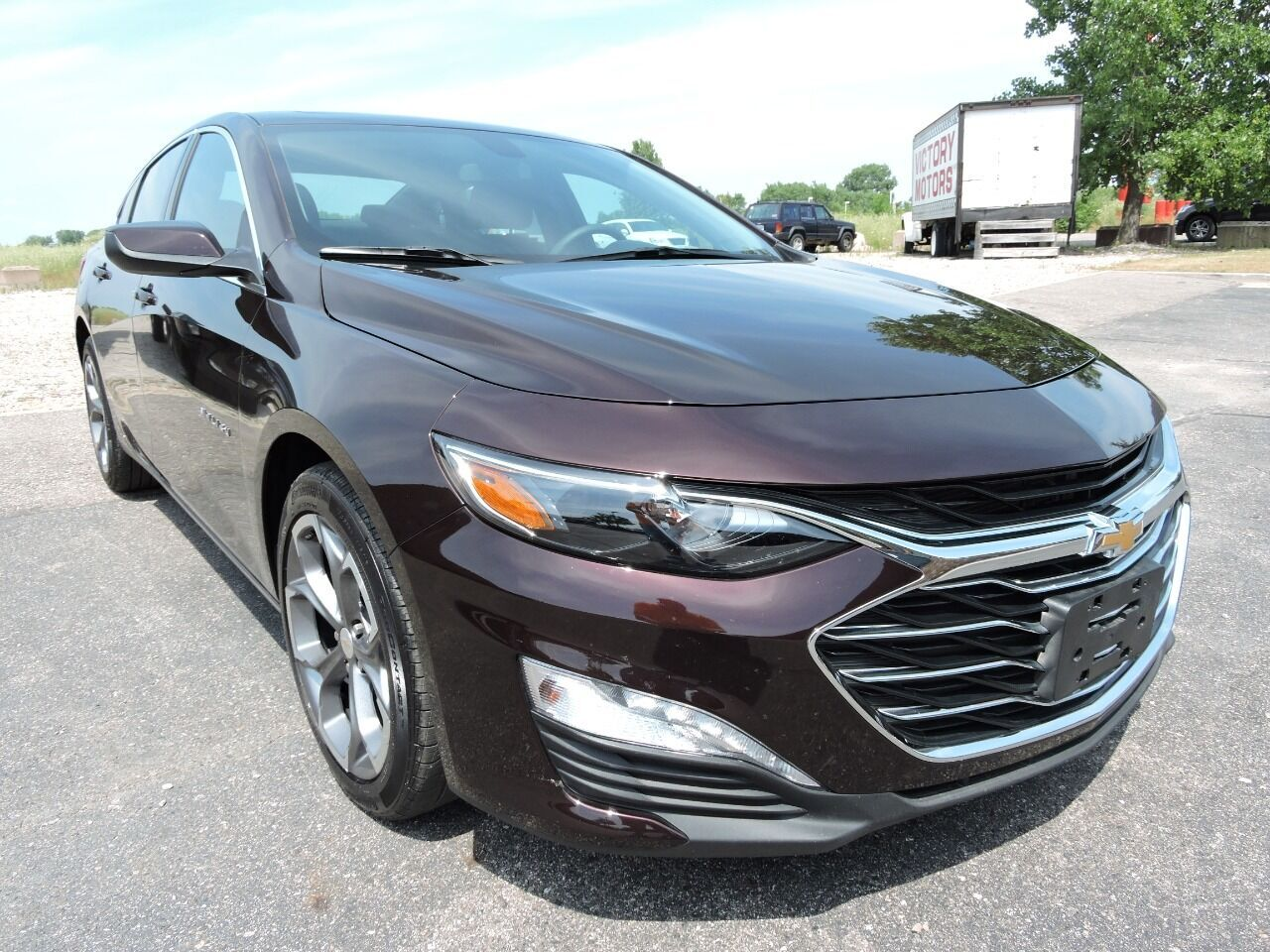 2020 Chevrolet Malibu LT 4dr Sedan