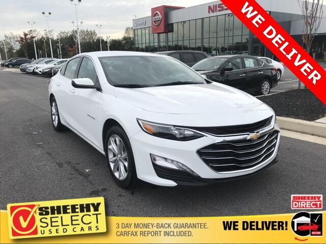 2020 Chevrolet Malibu LT White Marsh MD