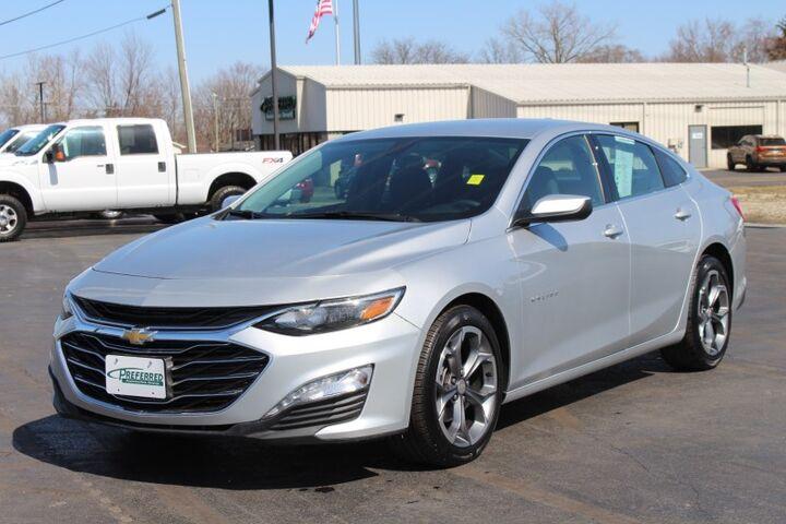 2020 Chevrolet Malibu LT Fort Wayne Auburn and Kendallville IN