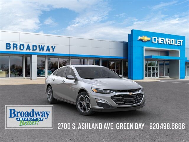 2020 Chevrolet Malibu LT Green Bay WI