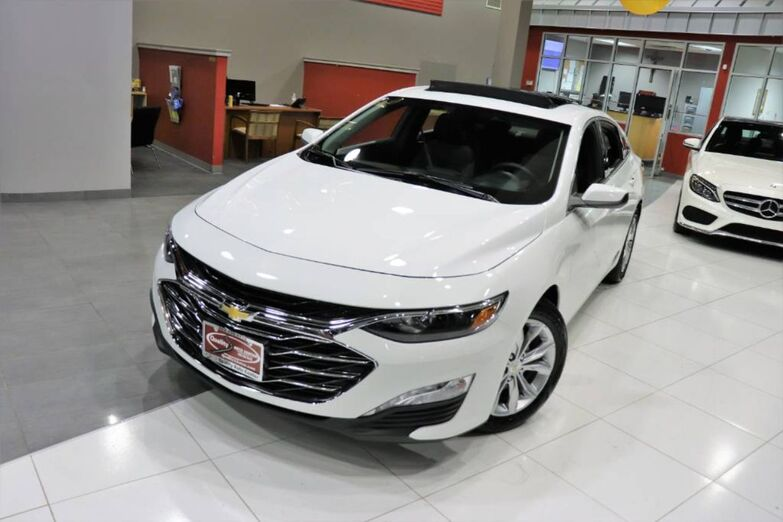 2020 Chevrolet Malibu LT Sunroof 1 Owner Springfield NJ