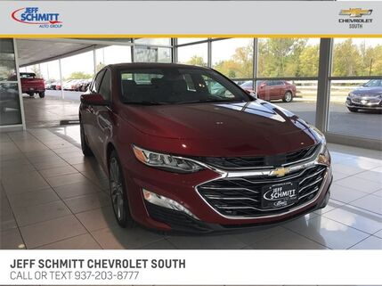 2020_Chevrolet_Malibu_Premier_ Dayton area OH